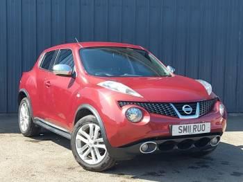 2011 (11) Nissan Juke 1.6 Acenta 5dr [Sport Pack]