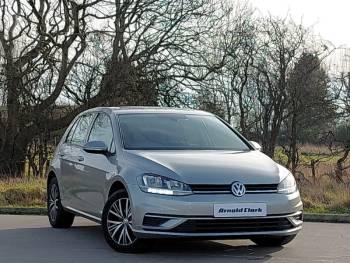 2018 (18) Volkswagen Golf 1.0 TSI 110 SE 5dr