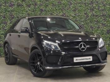 2016 (16) Mercedes-Benz Gle Coupe GLE 350d 4Matic AMG Line 5dr 9G-Tronic