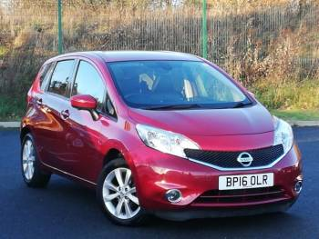 2016 (16) Nissan Note 1.2 DiG-S Tekna 5dr Auto