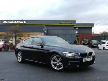 2017 (17) BMW 4 Series 420i M Sport 5dr Auto [Professional Media]