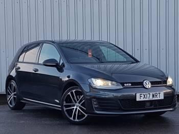 2017 (17) Volkswagen Golf Diesel Hatchback 2.0 TDI GTD 5dr [Nav]