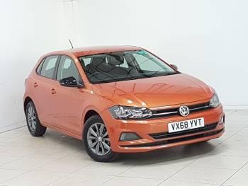 2018 (68) Volkswagen Polo 1.0 SE 5dr