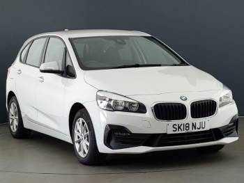2018 (18) BMW 2 SERIES 220d xDrive SE 5dr Step Auto