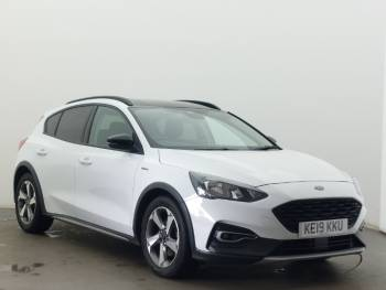 2019 (19) Ford Focus 1.0 EcoBoost 125 Active 5dr