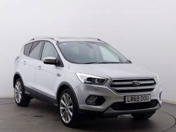 2019 (19) Ford Kuga 1.5 EcoBoost Titanium X Edition 5dr 2WD
