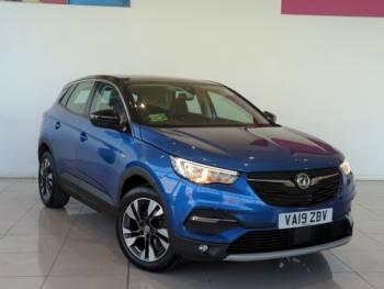 2019 (19) Vauxhall Grandland X 1.2 Turbo Sport Nav 5dr