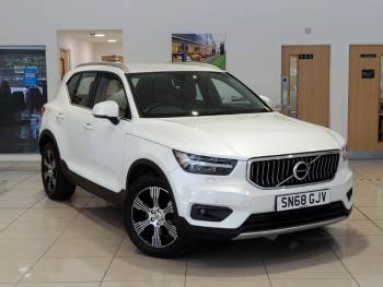 2018 (68) Volvo Xc40 2.0 T4 Inscription 5dr AWD Geartronic