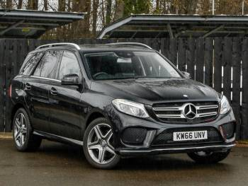 2017 (66) Mercedes-Benz Gle GLE 350d 4Matic AMG Line 5dr 9G-Tronic