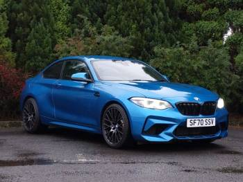 2020 (70) BMW M2 M2 Competition 2dr DCT