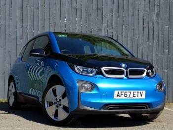 2017 (67) BMW I3 125kW Range Extender 33kWh 5dr Auto