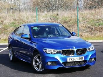 2017 (17) BMW 3 Series 330d xDrive M Sport 5dr Step Auto [Business Media]