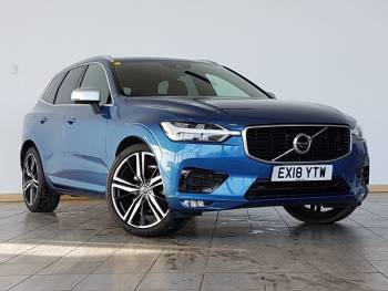 2018 (18) Volvo Xc60 2.0 D4 R DESIGN Pro 5dr AWD Geartronic