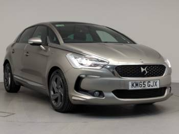 2015 (65) Ds Ds 5 Diesel Hatchback 2.0 BlueHDi 180 Elegance 5dr EAT6