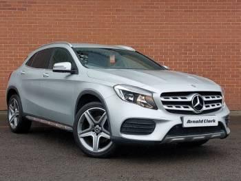 2018 (18) Mercedes-Benz Gla GLA 220d 4Matic AMG Line 5dr Auto
