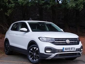 2019 (19) Volkswagen T-cross 1.0 TSI S 5dr