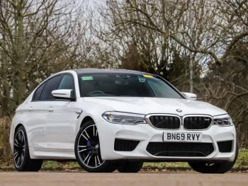 2019 (69) BMW M5 M5 4dr DCT