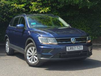 2017 (67) Volkswagen Tiguan Diesel Estate 2.0 TDi 150 4Motion S 5dr DSG