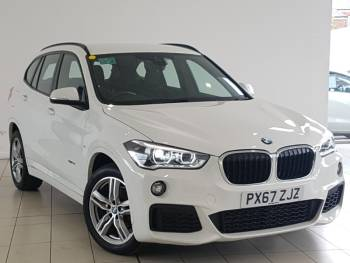 2017 (67) BMW X1 sDrive 18i M Sport 5dr