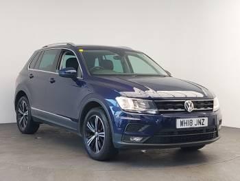 2018 Volkswagen Tiguan 2.0 TDi 150 4Motion SE Nav 5dr