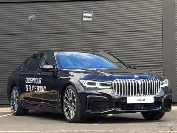 2020 (21) BMW 7 Series 730Ld M Sport 4dr Auto