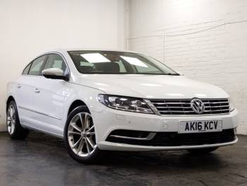 2016 (16) Volkswagen Cc 2.0 TDI 150 BlueMotion Tech 4dr