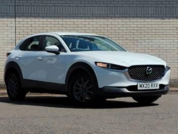 2020 (20) Mazda Cx-30 2.0 Skyactiv-X MHEV SE-L Lux 5dr